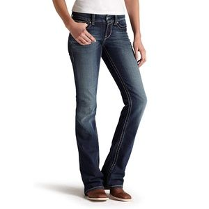 Ariat REAL Mid/Low Rise Jeans